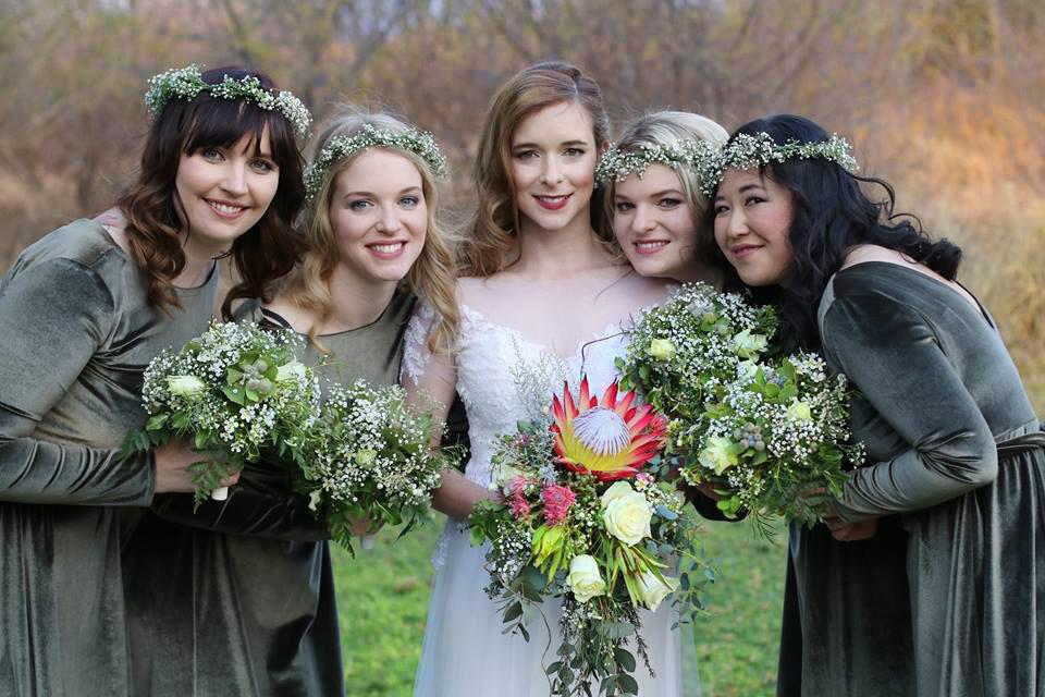 Bridemaids Dresses 2