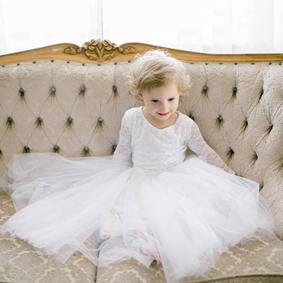 Flower Girl & Birthday Dresses