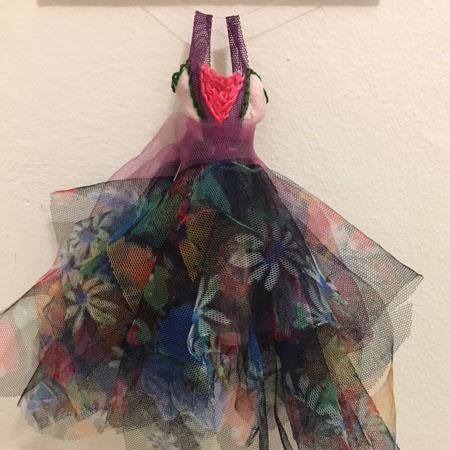 Sample Barbie Dress