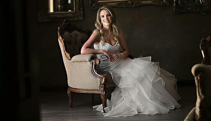 Joss Bridal Wear Wedding Dress