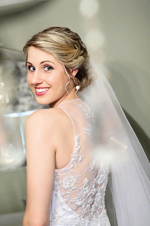 Joss Bridal Wear Gown - Photographer Adam Hilton